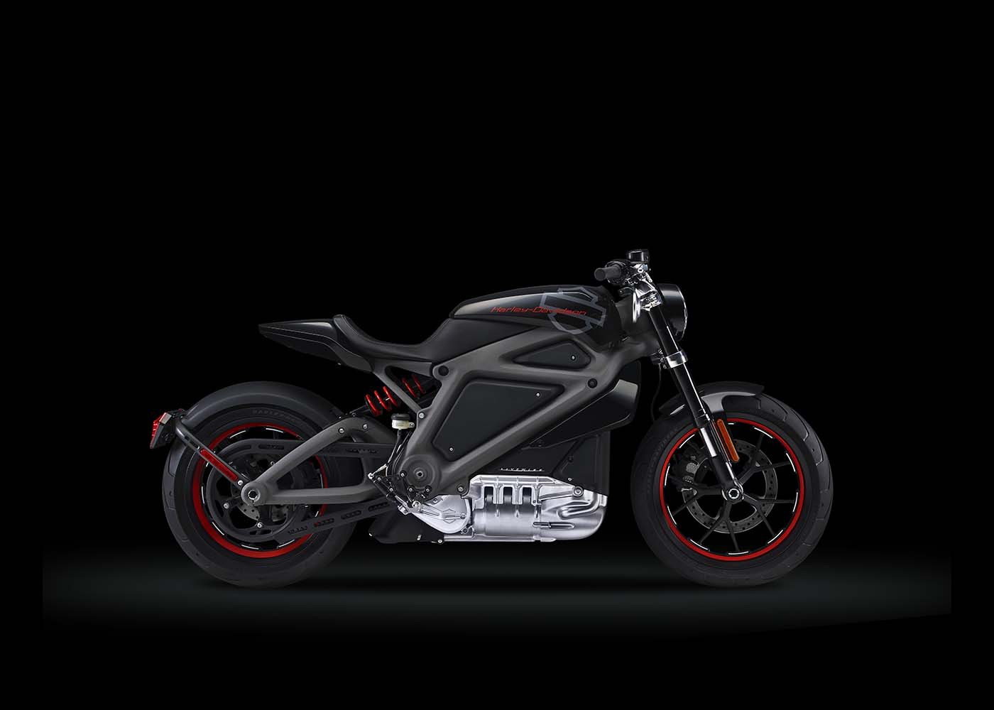 Harley Davidson Livewire electric motorcycle 08